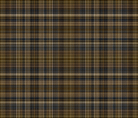Ah-Choo Autumn Plaid fabric by anniedeb on Spoonflower - custom fabric