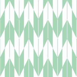 Mint Green Yabane