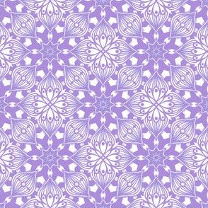 Kaleidoscopic Onion - Lilac