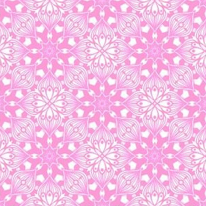 Kaleidoscopic Onion - Pink