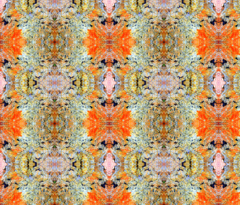 abstraction-in-nature-shelley-jones fabric by sjones on Spoonflower - custom fabric