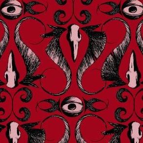 occularis - red