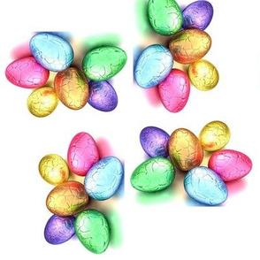 Easter egg flowers