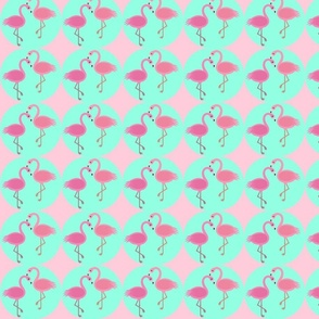 Flamingo Triangles