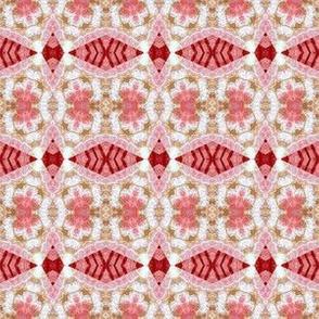 Patchwork: Frilly Diamond Stripe