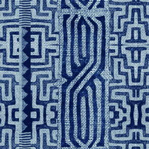 BaKuba blue