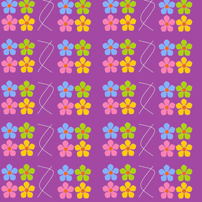 Bright & Bold Floral