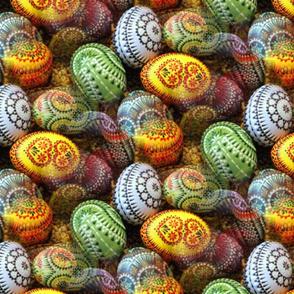 easter eggs orthodox