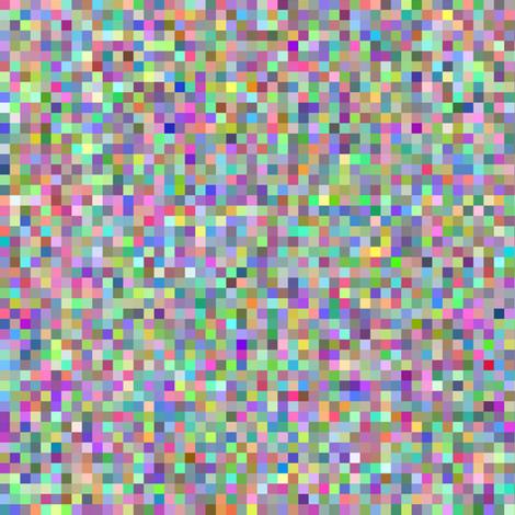 8-bit computer static camouflage
