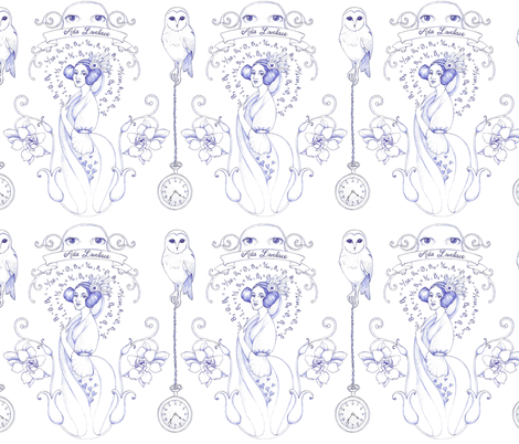 ada fabric by gretchendiehl on Spoonflower - custom fabric