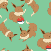 All Eevee by Holly E