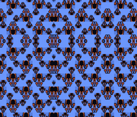 jazz fabric by prarthana on Spoonflower - custom fabric