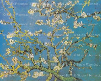 Van Gogh - Almond Blossoms (1890)