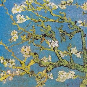 Van Gogh - Almond Blossoms (1890)