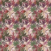 Camomoto Cannabis Marble
