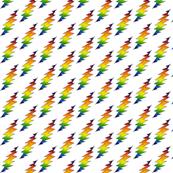 Batik Rainbow Lightning Bolt Grateful Dead