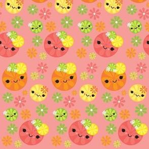Kawaii Citrus - Peach