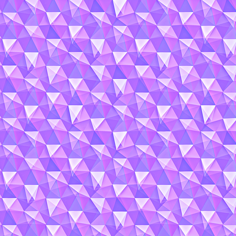 amethyst crystals fabric by weavingmajor on Spoonflower - custom fabric