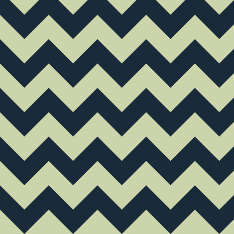 town chevron fabric by scrummy on Spoonflower - custom fabric