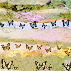 likesjewellery's Butterflies and Pastels