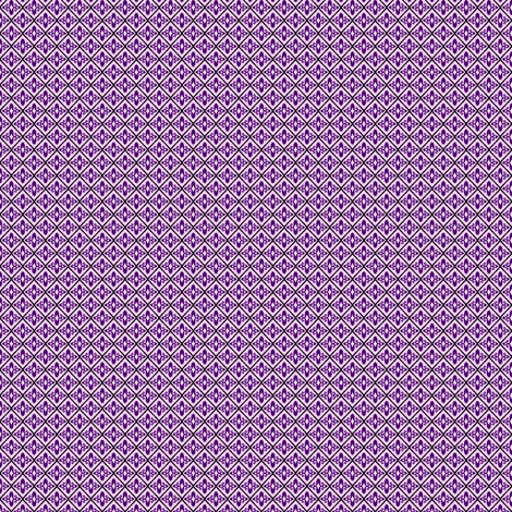 Purple Fool's Diamonds fabric by siya on Spoonflower - custom fabric