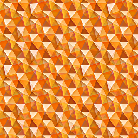 topaz crystals fabric by weavingmajor on Spoonflower - custom fabric