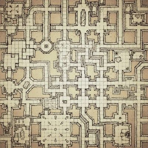 Sepia Dungeon