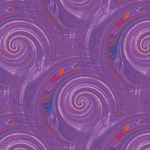 Groovy Multi Swirl