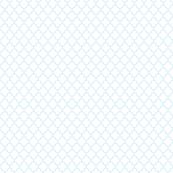 quatrefoil ice blue