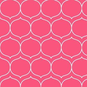 sugarplum hot pink