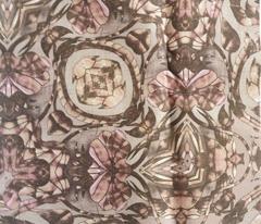 metallic floral 1