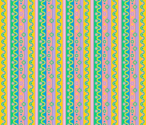 Easter Egg Stripe