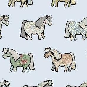 Chintz Ponies