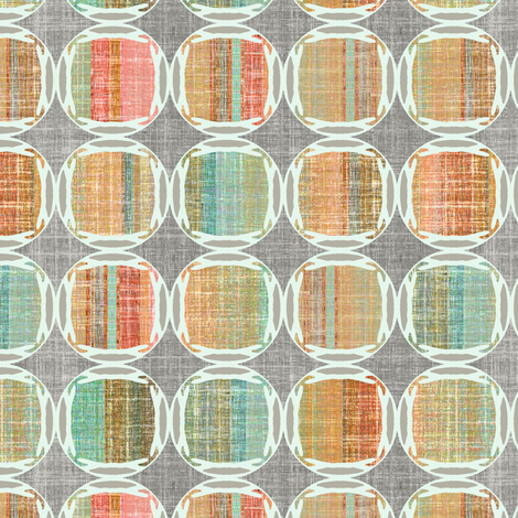 Linen Mod fabric by joanmclemore on Spoonflower - custom fabric