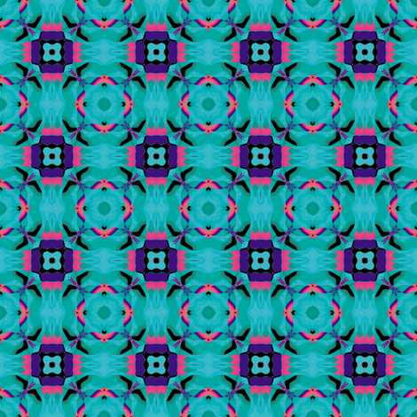 Hoops 7 fabric by animotaxis on Spoonflower - custom fabric