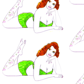 Saint Patty's Pinup St. Patrick Day