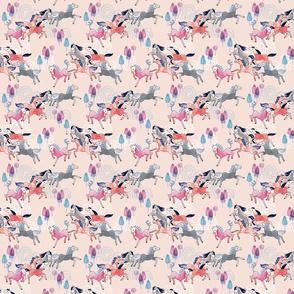 Pretty Horses 1