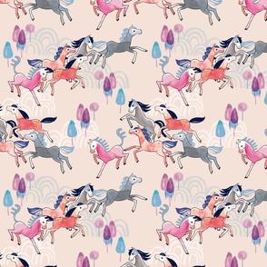 Pretty Horses 2
