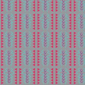 Aztec Scribble