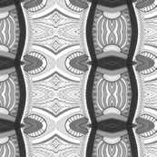 abstract grays