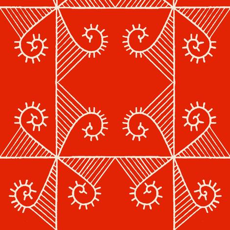 Ukrainian Bramble Grid