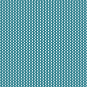Mini Polka Dot Teal