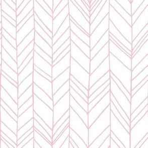 Featherland pink (LARGE)