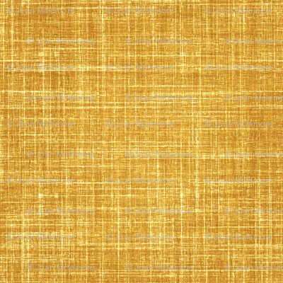 linen in butterscotch gold