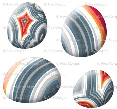 Big Agate Pebble