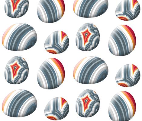 Big Agate Pebble fabric by spellstone on Spoonflower - custom fabric