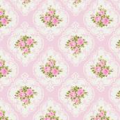 Cameo Roses Pink Petite Sm