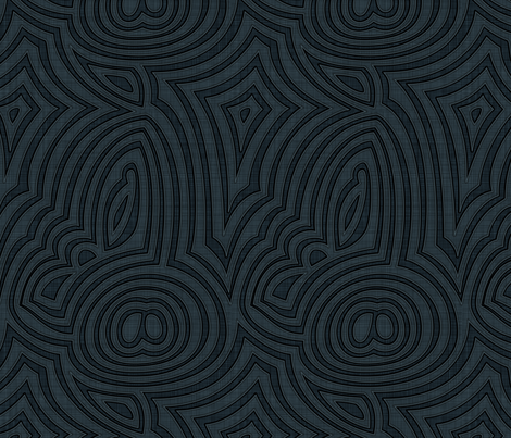 Onyx fabric by spellstone on Spoonflower - custom fabric
