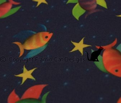 Tropical Fish In Bubbles