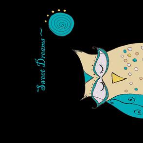 Dreams Owl Panel
